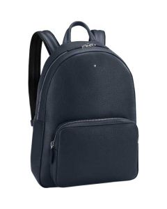 Brand new Montblanc backpack is part of their Meisterstück soft grain collection.