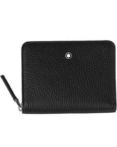 This is the Montblanc Meisterstück My Office Black and Red Phone Accessories Case.