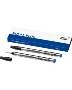 These Montblanc rollerball refills fit into any LeGrand rollerball pen.