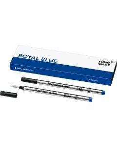 Montblanc Royal Blue Rollerball Refill (M).
