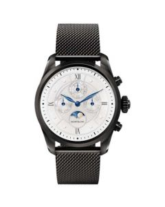 This smartwatch has been created by Montblanc.