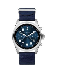 This montblanc watch is part of their summit 2 collection.
