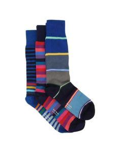 This pack of Paul Smith socks is made from a soft cotton material.