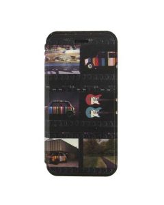 This Paul Smith iPhone case comes with a bike film print on it.