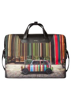This is the Paul Smith Covent Garden Mini Print Holdall.
