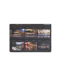 This Paul Smith card holder comes with a film strip print on the back.