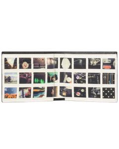 This is the Paul Smith Black Instant Photo 8CC Billfold Wallet.