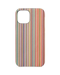 This is the Paul Smith Signature Stripe iPhone 12 Pro Case.