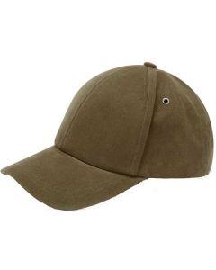 This is the Paul Smith Signature Stripe Trim Khaki Baseball Cap.