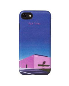 This iPhone case has been designed by Paul Smith.