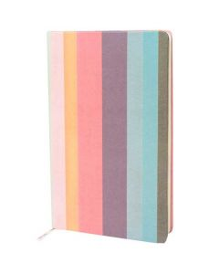 This Paul Smith notebook comes with their famous stripe design.