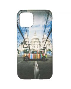 This is the Paul Smith Mini Print iPhone 11 Pro Case.