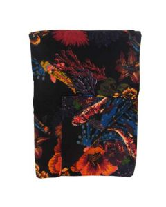 This Paul Smith towel comes with a stylish Koi print design.