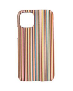This is the Paul Smith Signature Stripe iPhone 11 Pro Case.