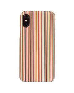 Paul Smith multi-striped iPhone X case.