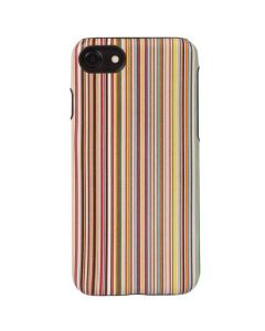 This is the Paul Smith Signature Stripe iPhone 8 Case.