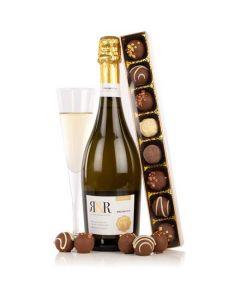 Prosecco & Chocolates Gift Set.