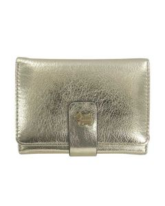 This Radley gold purse is part of their Goldhawk Road collection.