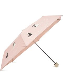 This is the Radley Prairie Pink Double Trouble Umbrella.