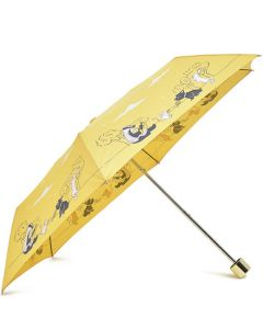 This is the Golden Harvest Woodland Wanderers Umbrella designed by Radley.