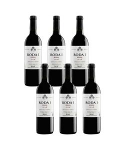 This is the Bodegas Roda I 2013 6x75cl.