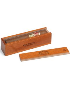 This is the Romeo y Julieta Single Wide Churchill Cigar with Gift Box.