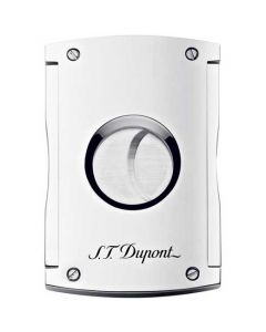 Cigar Cutter by S.T. Dupont in Polished Chrome Finish.