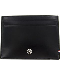 S.T Dupont ID Paper Holder 4CC - in Elysee Black.