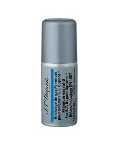 S.T. Dupont Premium Lighter Refills - blue Gas - 30 ml