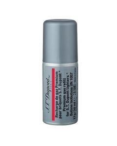 S.T. Dupont Premium Lighter Refills - red Gas - 30 ml