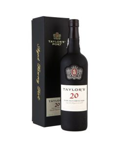 This Taylors 20 year Tawny port comes in its own bespoke gift box.