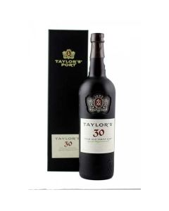 The Taylor's 30 Year Old Tawny Port 75cl comes presented in its own gift box.