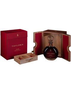 This is the Taylor's Kingsman Edition Very Old Tawny Port.