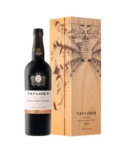 This is the Taylor's Limited Edition Very Old Single Harvest 1961 with gift box.