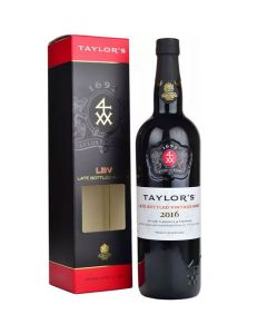 The 2012 Late Bottled Vintage Port 75cl comes presented in its own gift box.