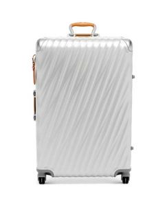 This is the TUMI Silver 19 Degree Aluminium Extended Trip Packing Case.