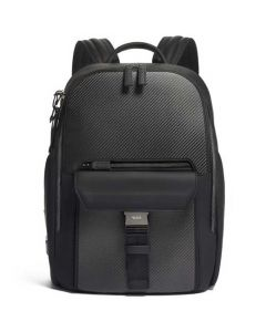 This is the TUMI Ashton Carbon Doyle Backpack.
