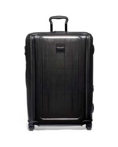This is the TUMI Black/Graphite Tegra-Lite Max Large Trip Expandable Packing Case.