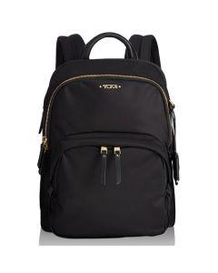 TUMI Voyageur black nylon Dori backpack.