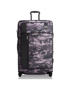 The TUMI Merge charcoal restoration wheeled extended trip packing case.