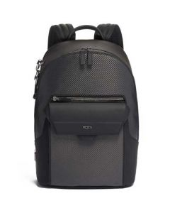 This is the TUMI Ashton Carbon Marlow Backpack.