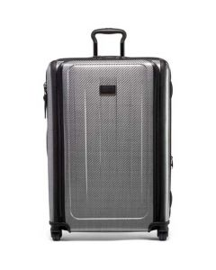 This is the TUMI Graphite Tegra-Lite Max Large Trip Expandable Packing Case.