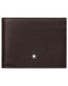 Montblanc Meisterstück brown 8CC wallet.
