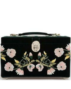 Zoe Green Medium Jewellery Box