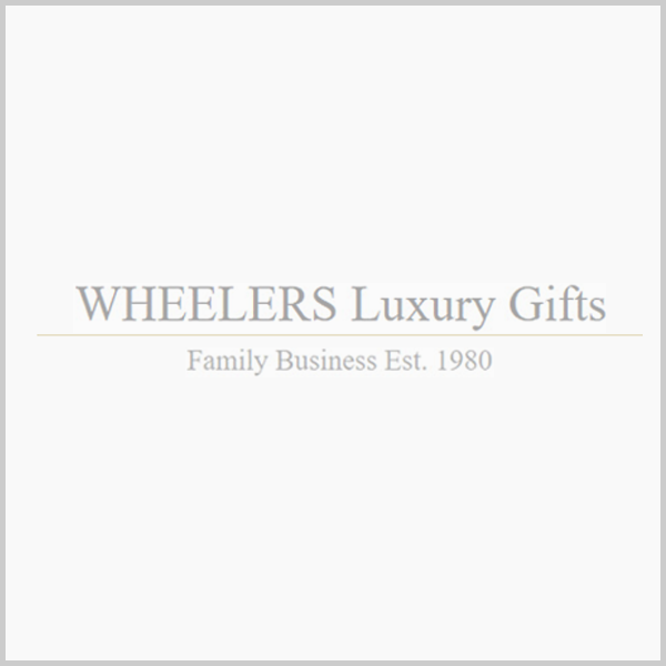 Wheelers Luxury Gifts specialise in engraving onto plaques, this is shown on a bespoke Montblanc presentation box.