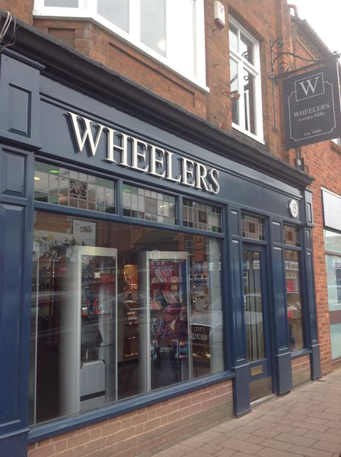 Who are Wheelers Luxury Gifts?