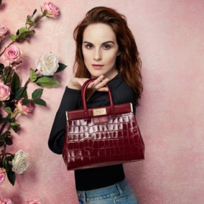 Aspinal of London – The Dockery in collaboration with Michelle Dockery