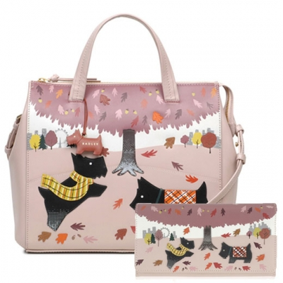 Radley Limited Edition 'Autumn Days' Picture Collection