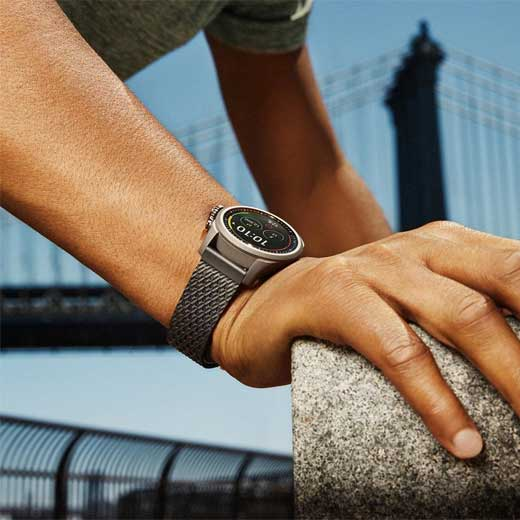 Smartwatches by Montblanc