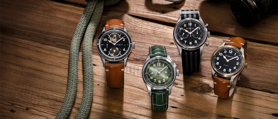 Watches by Montblanc